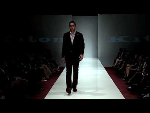 Kiton Runway Show Fashion Houston 2010 Presented by Audi