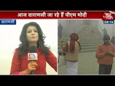 Cold conditions may hamper PM Modi's Varanasi visit