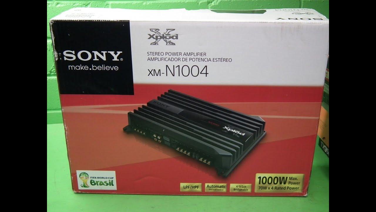 Sony Xplod 1200 Watt Amp Wiring Diagram Opel Astra Radio