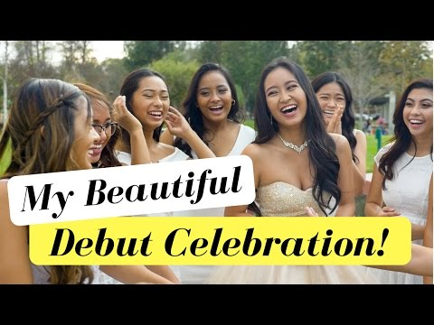 Beautiful Debut Celebration - Chloe's 18th Birthday