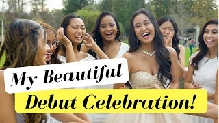 Beautiful Debut Celebration - Chloe's 18th Birthday