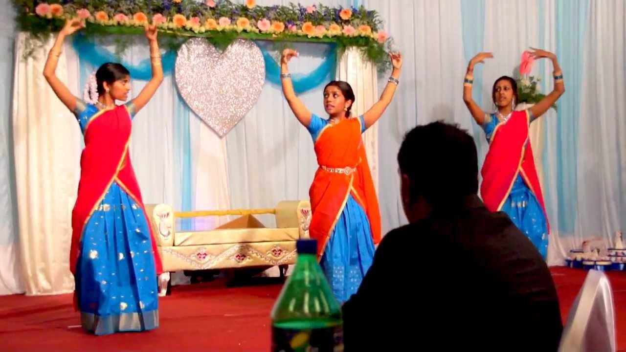 Tamil Wedding Dance 2013