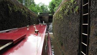 Monmouth & Brecon Canal - Llangynidr Locks