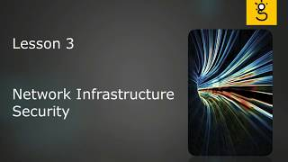 12. Network Infrastructure Security