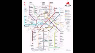 карта метро москва android