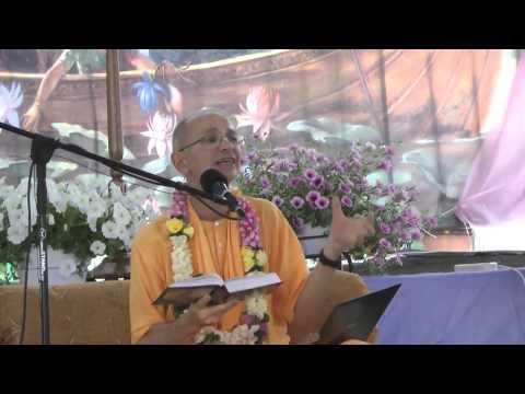 Шримад Бхагаватам 10.12.7-11 - Бхакти Вигьяна Госвами