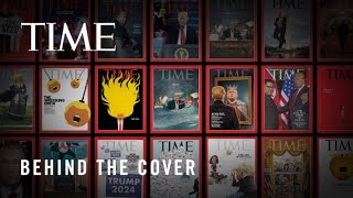 The Stories Behind Donald Trump's TIME Covers | TIME