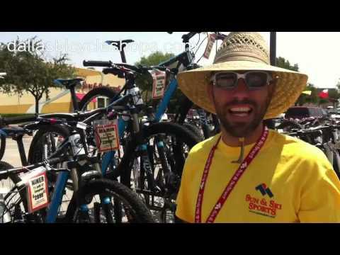 Dallas Bicycle Sale Sun & Ski Sports