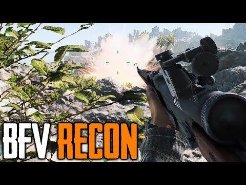 Recon Guide For Battlefield V