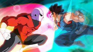 Ultra Instinct Vegito vs Jiren (Dragon Ball Super Parody)