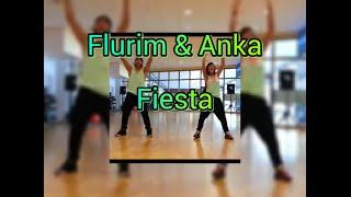 """""""Fiesta"""" Zumba ZIN 50 - Zumba // Choreo by Flurim & Anka"""
