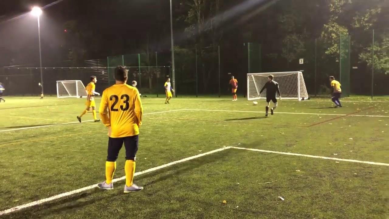 Divano Football Club.14 10 19 Clapham Junction London Hangovers 2 3 Divano Kiev Full Match