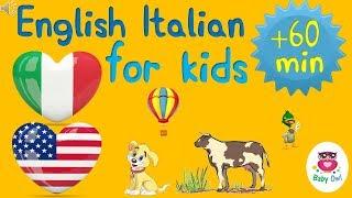 English Italian for children   Inglese italiano per bambini