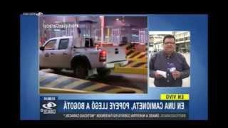 ANOCHE, ALIAS POPEYE QUEDÓ EN LIBERTAD