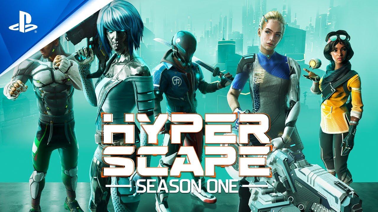 Hyper Scape- Tráiler PS4 Season 1 con subtítulos en ESPAÑOL | PlayStation España