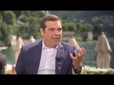 Full Interview: Former Greek Prime Minister Alexis Tsipras |