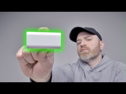 This Tiny Brick Can Power All Your Tech