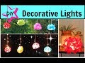 DIY Diwali Lights Decoration Ideas