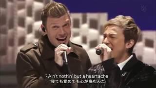 Backstreet Boys I Want It That Way Live FT ISSA Japan 2019