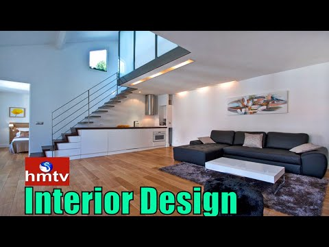 Interiror Designing of Duplex Villa | Dream Designs | Specialist Madhuri | HMTV