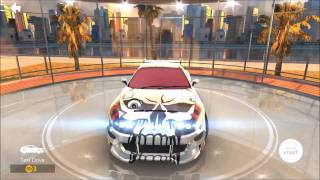 Toyota Supra Custom Build - Nitro Nation Racing Online