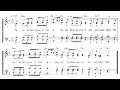 Psaume du 14e Dimanche du Temps Ordinaire A