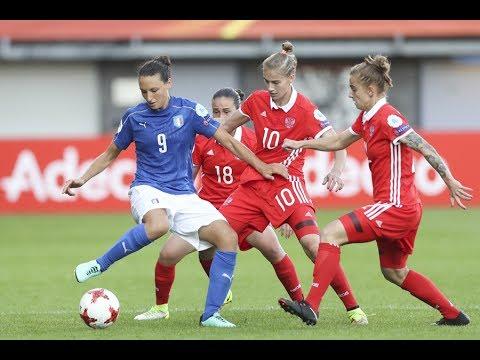 Италия - Россия, UEFA Women's EURO 2017