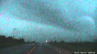 Burlington, Iowa severe and tornadic storms May 19, 2013