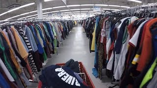 Thrift Store Shopping for Resale - You Don't Need the Best Brands