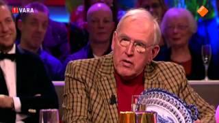 10 Jaar TV Draait Door - Ben Strik (Meneer Mandje) (SUBS)