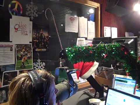 Oldies 95.7 Flips The Switch... To CHRISTMAS!