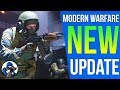 Modern Warfare Update 1.07 Adds Free Maps, 725 Nerfs, New Game Modes & Tons of Patch Notes!