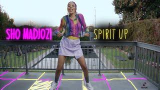 Sho Madjozi #SpiritsUp (Official TikTok Video)