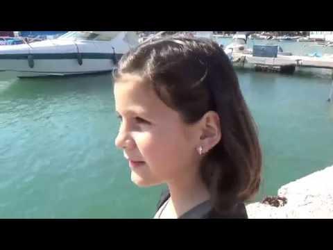 Отдых в Греции #1 Греческая еда Πασαλιμάνι Vlog Holidays in Greece