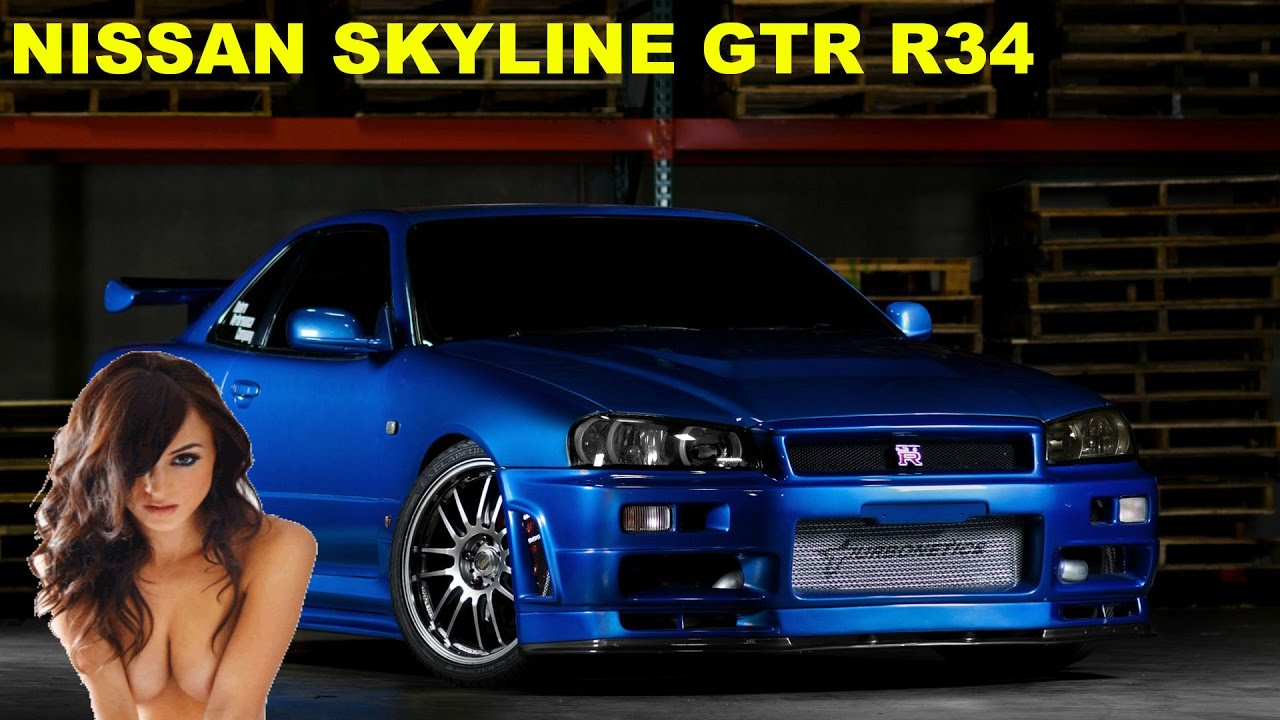 nissan skyline r34 gtr / rb26dett engine [behind the vehicle