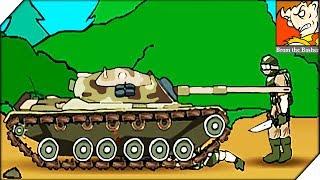 НОВІ БИТВИ - Гра Age of war Generals проходження # 1