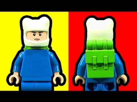 LEGO Bau- & Konstruktionsspielzeug Lego  Finne