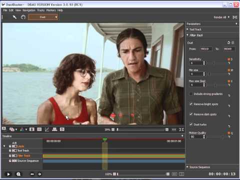 Diamant Software Film Restoration Suite Free Download - imagingxsonar