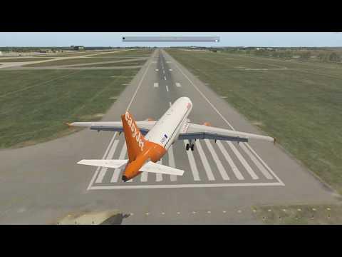 Crosswind Landing Technique