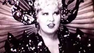 "Mae West  ""I'm an Occidental Woman in an Oriental Mood.."""