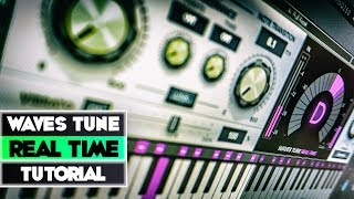Waves Tune Real Time Tutorial | Mixing Trap Vocals