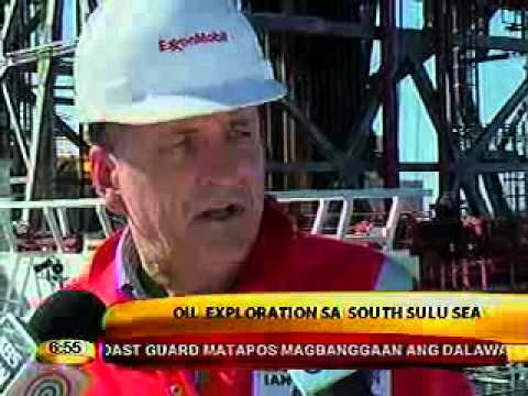 JOLO SULU Property On going Oil exploration in South Sulu Sea ongoing