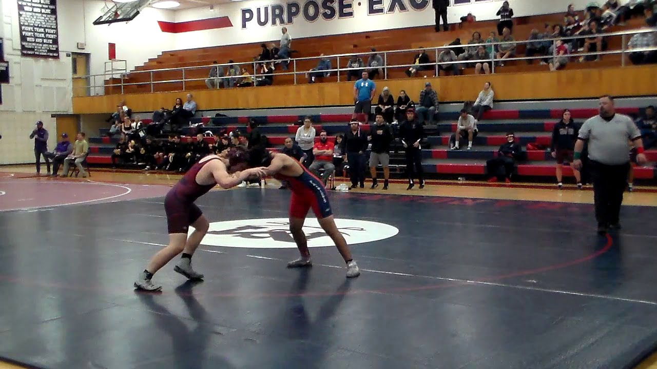 Dylan Burns vs Independence (160lbs)