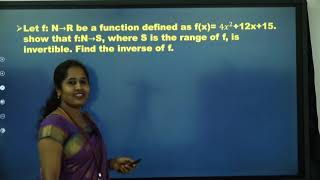 II PUC | Mathematics | Relations and functions-10