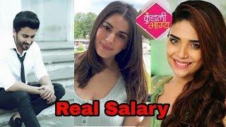 Shocking Real Salary of Blockbuster Kundali Bhagya's actors!Highest paid cast ever
