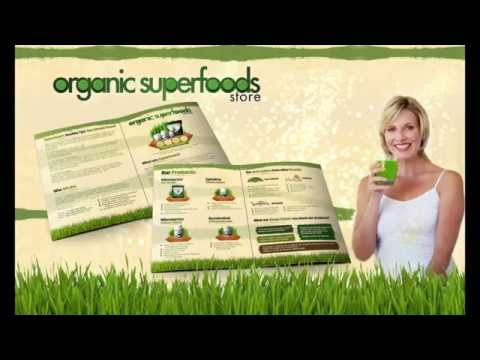 Organic Superfoods Store: Resveratrol, USDA Certified Wheatgrass and Spirulina. Superfood products!