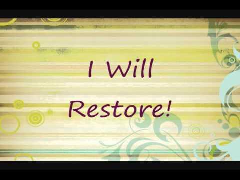 I Will Restore - Sumner_0001.wmv