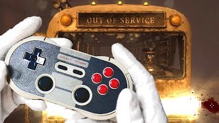 "TRANZIT w/ NES ""PRO CONTROLLER"" CHALLENGE Call of Duty Black Ops 2 Zombies Gameplay"