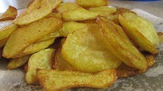 Картофель жаренный во фритюре Картошка фри