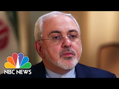 Iran's Foreign Minister Javad Zarif On US Relationship, Travel Ban, Syrian Crisis, ISIS | NBC News